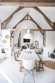 Everything you need to know about Scandinavian design! - Interior design inspiration and ideas Are you looking for house decor inspiration and interior desi - Interior Design Minimalist, Modern House Design, Interior Design Kitchen, Contemporary Interior, Farmhouse Interior, Luxury Interior, White Farmhouse, Interior Designing, Design Bathroom