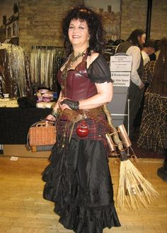 steampunk witch - Google Search