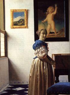 obras de vermeer - Buscar con Google