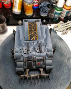 Vlka Fenryka Deimos Rhino Wolf Time, The Horus Heresy, Imperial Fist, Space Wolves, Warhammer 40000, Space Marine, Awesome Stuff, Marines, Tanks