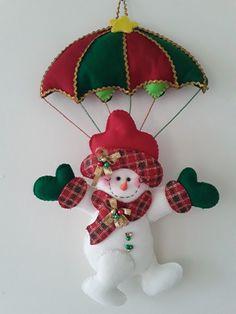 Felt Christmas, Christmas Time, Christmas Crafts, Merry Christmas, Christmas Decorations, Christmas Ornaments, Holiday Decor, Dyi, Snowman