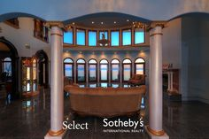 We LOVE the columns!    1013 StateRoute 49  Constantia, NY #selectsothebysinternationalrealty #NYrealestate
