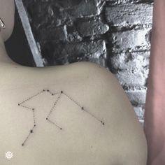 Aquarius constellation by Allan