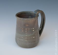 Mug. Shearwater Pottery. Photo by S.K. Plagens.