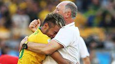 Berita Bola Terima Kasih Neymar, Ujar Scolari