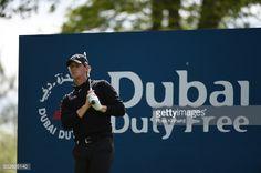 STRAFFAN, IRELAND - MAY 19: Thomas Pieters of Belgium tees off... #sintpietersleeuw: STRAFFAN, IRELAND - MAY 19: Thomas… #sintpietersleeuw