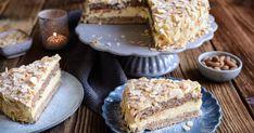 Túto tortu možno tiež poznáte zkaviarní zoznámeho obchodu snábytkom. Je fantastická! Krispie Treats, Rice Krispies, Tiramisu, Cooking, Cake, Ethnic Recipes, Desserts, Food, Kitchen