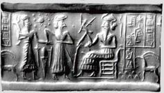 Sumerians depict the solar sys-tem with the planets in correct placement, plus one additional planet