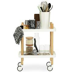 Normann Copenhagen Block table, white | Normann Copenhagen Block | Tables | Furniture | Finnish Design Shop