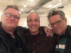 Joey Kelly w/ Dave Street & Peter Nolan Smith