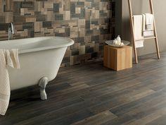 Natuurlijke, tijdloos mooie, keramisch houten vloer in brunito, verkrijgbaar in 15x90 en 13x61 (19) Tegelhuys