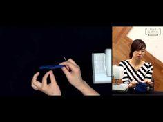 재봉틀] 재봉틀 오버로크 기능 / 원단의 올이 풀리지 않도록 하는 방법 / 재봉틀 배우기 /미싱 배우기 - YouTube