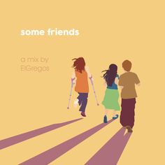 """Check out """"Some friends"""" by ElGregos on Mixcloud Steve Reich, My Design, Friends, Check, Illustration, Amigos, Boyfriends, Illustrations, True Friends"""