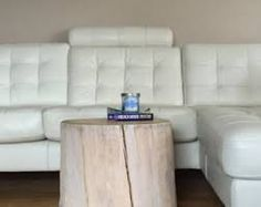 Image result for coffee table log