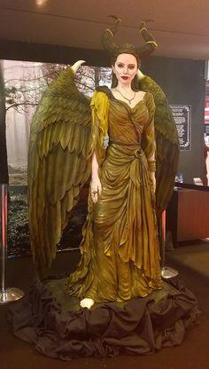 Maleficent at November 2015 Cake International NEC Birmingham  | Emma Jayne Cake Design