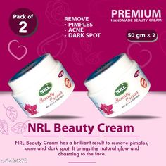 BB & CC Cream NRL BEAUTY CREAM PACK OF 2 Product Name: NRL BEAUTY CREAM PACK OF 2 Brand Name: NRL Type: Cream Shade: Fair Multipack: 2 Country of Origin: India Sizes Available: Free Size   Catalog Rating: ★4.2 (433)  Catalog Name: Free Gift NRL Sensational Ultra BB & CC Cream CatalogID_1671137 C173-SC1981 Code: 412-9494275-624