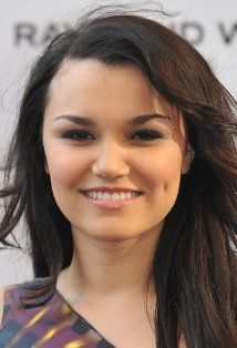 Samantha Barks, Eponine in the Les Miserables 25th anniversary concert DVD and the upcoming movie!