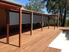 Shade blinds Perth supply and install quality outdoor blinds and awnings to the Perth residential and commercial market.