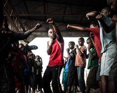 Boxe au Congo, une vie de combat par William Dupuy