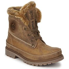 At Panama Jack, snow boots are a far cry from the enormous boots you are used to. A great combination of casual style and outdoor design, you'll look forward to bad weather so you can wear these great boots. - Colour : Brown / Clear - Shoes Men £ 158.57