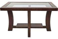 Paul Frankl Oak Side Table $1399
