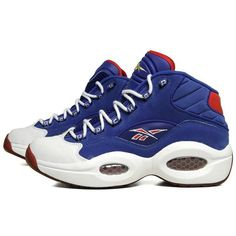 Packer Shoes x Reebok Question Mid ❤ liked on Polyvore featuring shoes  Packers, Reebok, 44df5258b029