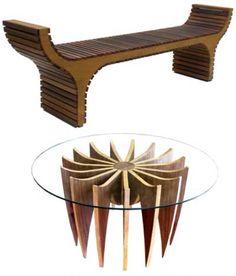 design mesa redonda centro vidro anos 70 - Pesquisa Google