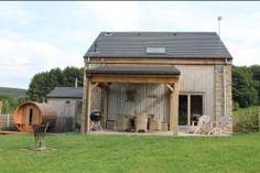 Chalet Le Lucan, te huur, Ardennen, Dochamps, 8 personen,vakantie,sauna