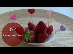DIY Herzspiesschen