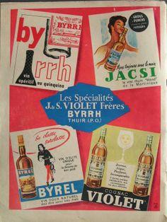 BYRRH French advertisement