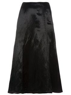 Silk Skirt from Ann Demeulemeester Archive