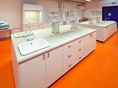 Laboratory furniture Fume Hood, Steam Education, White Lab, Pharmacists, Clinic Design, Garage Workshop, Primary School, Retail, Interior Design