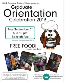 Can't wait! Tues Sept 3, from 5 to 10 pm.  There will be FREE food (corn roast & BBQ!), live music and an info fair.