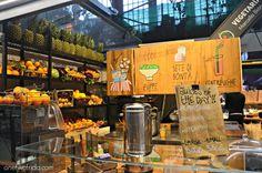 Dove mangiare a Firenze - pranzo, mercato centrale