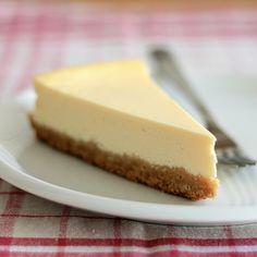 Der muss haben Sieben Sachen - Ein Backblog von Paul Bokowski: [008] New York Cheesecake