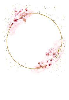 Framed Wallpaper, Flower Background Wallpaper, Flower Backgrounds, Wallpaper Backgrounds, Instagram Frame, Instagram Logo, Flower Graphic Design, Nail Logo, Baby Shower Thank You Cards