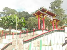 Chinese Temple in Baguio