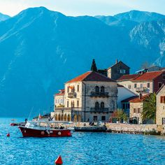 Montenegro. Amazing food and wine (that you can't get here!) 14 Overlooked Countries Not Enough Americans Visit
