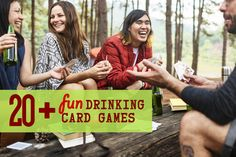 Fun Drinking Card Games For Adults To Get You DRUNK! - - The Ultimate list of Drinking Card Games for Adults! Kings Cup, Asshole, Ring of Fire, Pyramid, & fun drinking card games for 2 players and Couples. 2 Player Drinking Games, Monopoly Drinking Game, Drinking Game Rules, Outdoor Drinking Games, Drinking Games For Parties, Outdoor Games, Christmas Party Games For Adults, Easter Games For Kids, Games For Teens