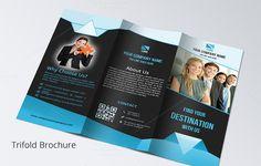 Trifold Brochure  @creativework247