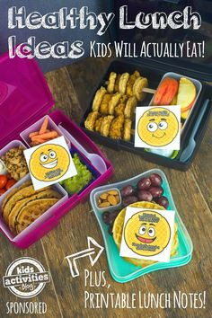 Easy Lunch Ideas Kids Will Actually Eat! Give them what they love! Click now! @vanfoods #ad