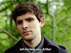 Merlin Police AU Bad luck seems to follow Arthur Pendragon everywhere. When he isn't being stalked by crazy maniacs who seem to think he's some mythological king, his homicidal sister is trying to...