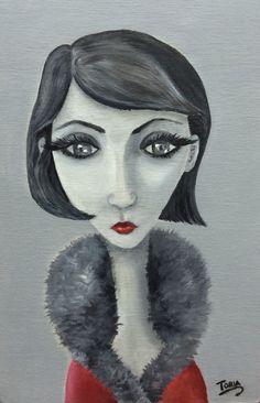 """""""Madame Dampierre"""" de la Serie """"Familia Dampierre"""". Disney Characters, Fictional Characters, Snow White, Disney Princess, Art, Impressionism, Art Background, Snow White Pictures, Kunst"""