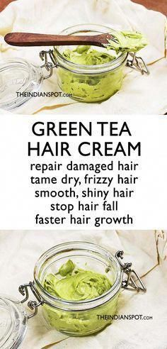 DIY Green Tea Shampoo -It is a very good herbal shampoo which will not only cleanse your hair but it will also condition them. Read More >> #CharcoalMaskAcne #HairRemovalDiy Green Tea Shampoo, Green Tea For Hair, Damaged Hair Repair, Haircuts, Peeling, Strong Hair, Smooth Hair, Hair Growth, Hair