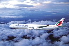 SriLankan Airlines has launched a daily flight between Muscat and Colombo, a senior All Flights, Cheap Flights, Sri Lanka, Srilankan Airlines, Flying With A Baby, Civil Aviation, Great Shots, Aircraft, Airplanes