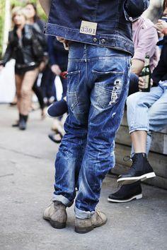 646b02b7fbd0e G-Star RAW - Arc.  RAWBerlin Raw Denim, Denim Jeans, Blue