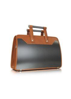 Aznom Carbon Business Vintage - Carbon Fiber Briefcase