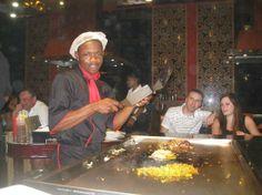 Royalton White Sands Resort: Zen - the Teppenyaki Japanese restaurant