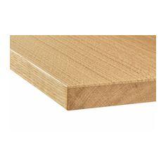 k chenm bel hart im nehmen arbeitsplatte aus eiche in kombinat mit birke multiplex. Black Bedroom Furniture Sets. Home Design Ideas