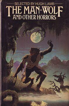 The Werewolf Scrapbook   Vault Of Evil: Brit Horror Pulp Plus!